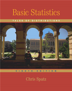 Basic Statistics: Tales of Distributions