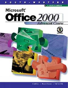 Microsoft Office 2000: Advanced Course