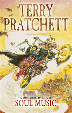 Soul Music: (Discworld Novel 16)