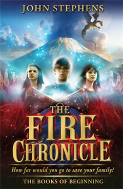 Fire Chronicle: The Books of Beginning 2