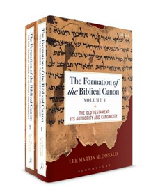 Formation of the Biblical Canon: 2 Volumes