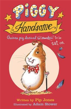 Piggy Handsome: Guinea Pig Destined for Stardom!