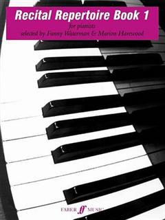 Recital Repertoire Book 1: for pianists