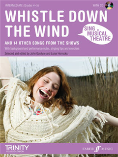 Whistle Down The Wind: Piano/Voice/Guitar