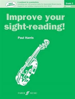 Improve Your Sight-Reading! Violin Grade 2