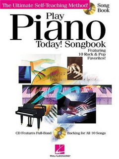 Play Piano Today!: Songbook