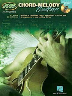 Chord-Melody Guitar (Book And CD)