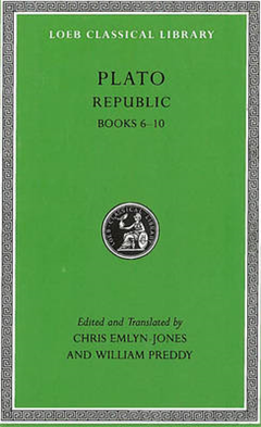 Republic, Volume II