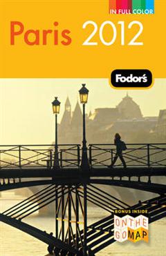 Fodor\'s Paris 2012