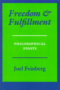 Freedom and Fulfillment: Philosophical Essays
