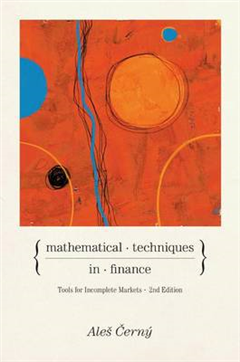 Mathematical Techniques in Finance: Tools for Incomplete Markets - Second Edition