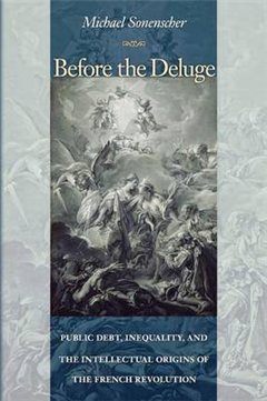 Before the Deluge: Public Debt, Inequality, and the Intellectual Origins of the French Revolution