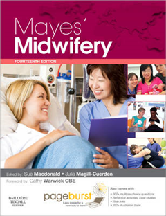 Mayes\' Midwifery: A Textbook for Midwives
