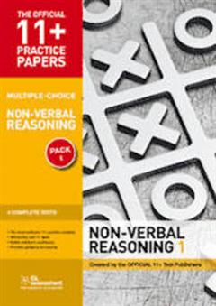 11+ Practice Papers, Non-Verbal Reasoning Pack 2 (Multiple Choice): NVR Test 5, NVR Test 6, NVR Test 7, NVR Test 8