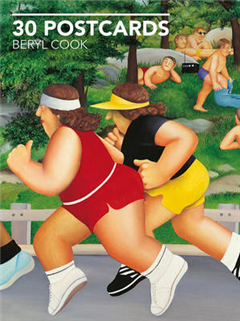 Beryl Cook Postcard Box