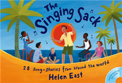 Songbooks - The Singing Sack (Book + CD): 28 Song-stories From Around The World