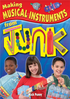 Making Musical Instruments from Junk