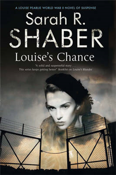 Louise's Chance: A 1940s Spy Thriller Set in Wartime Washing
