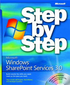 Microsoft Windows SharePoint Services 3.0 Step by Step