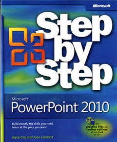 Microsoft PowerPoint 2010 Step by Step