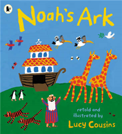 Noah\'s Ark Board Book