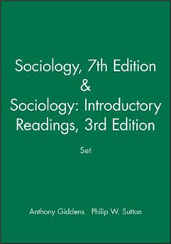Sociology, 7e & Sociology: Introductory Readings, 3e Set