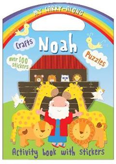 My Carry-along Noah: Sticker Activity Book