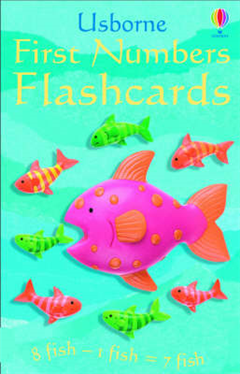 First Number Flashcards