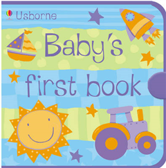Baby's First Book: Girls