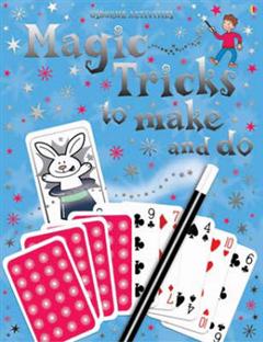 Magic Tricks to Make and Do