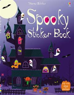 Spooky Sticker Book