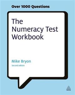 Numeracy Test Workbook