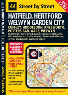 Hatfield, Hertford, Welwyn Garden City: Midi