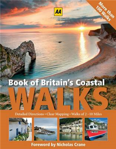 Book of Britain\'s Coastal Walks