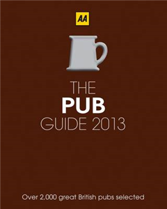 AA Pub Guide: 2013