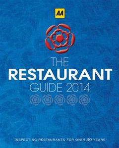 AA Restaurant Guide: 2014