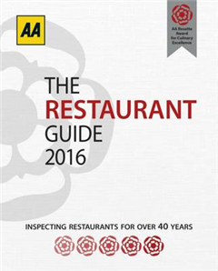 AA Restaurant Guide: 2016
