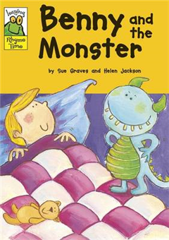 Leapfrog Rhyme Time: Benny and the Monster