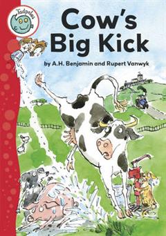 Tadpoles: Cow\'s Big Kick