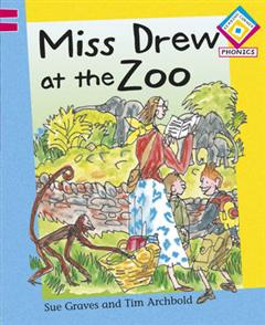 Reading Corner Phonics: Miss Drew at the Zoo