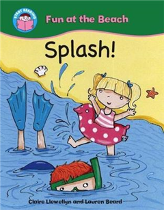 Start Reading: Fun at the Beach: Splash!