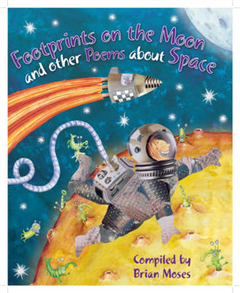 Poems About: Footprints on the Moon and other Poems about Space