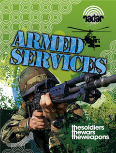 Radar: Police and Combat: Armed Services