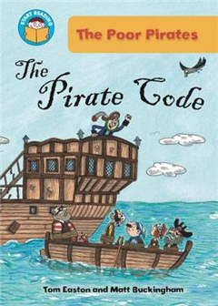Start Reading: The Poor Pirates: The Pirate Code