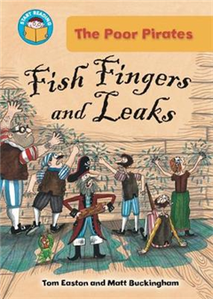 Start Reading: The Poor Pirates: Fish Fingers and Leaks