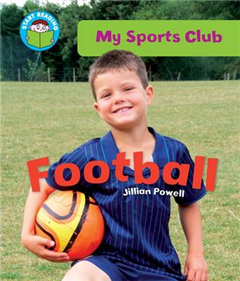 Start Reading: My Sports Club: Football