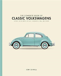 Complete Book of Classic Volkswagens