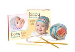 Baby Beanie Knit Kit