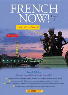 French Now Level 1, Book Only
