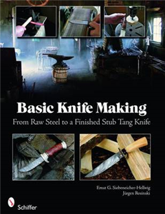 Basic Knife Making: From Raw Steel to a Finished Stub Tang K